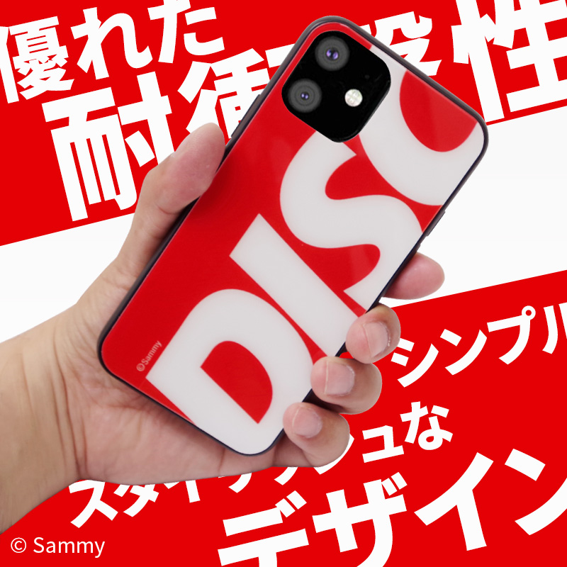DISC UP iPhoneケース(iPhone11対応)