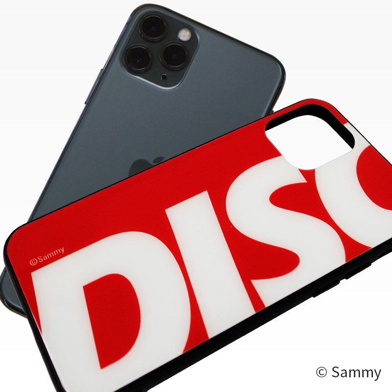 DISC UP iPhoneケース(iPhone11Pro対応)